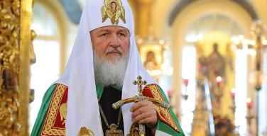 Патриарх Кирилл рассказал, что одной из тем его закрытой беседы с Папой был вопрос о том, как избежать глобальной войны