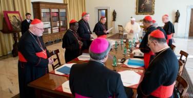 В Ватикане состоялось 13-е заседание Совета кардиналов