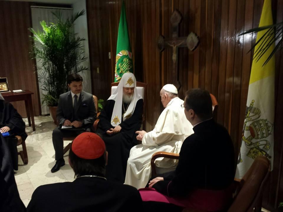 Как в мире реагируют на встречу патриарха и понтифика в Гаване