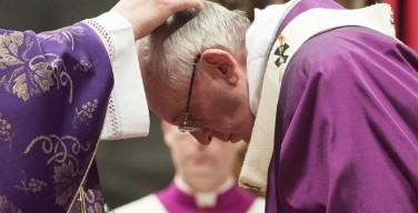 Папа: Великий Пост — это время борьбы с ложью, обмирщением и безразличием