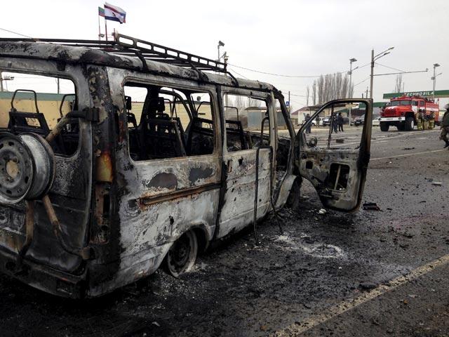 «Исламское государство» взяло на себя ответственность за взрыв в Дагестане