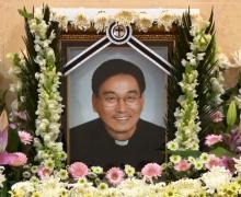 Слово Владыки Иосифа Верта на погребальной Мессе в день похорон священника Георгия Пака. Южная Корея, 26 января 2016 г.