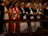 Папа – монашествующим: будьте людьми сретения