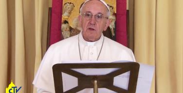 Папа: видеопослание участникам 51-го Международного евхаристического конгресса