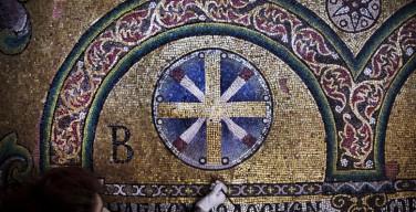 После двух лет работы завершена начальная фаза комплексной реставрации базилики Рождества Христова в Вифлееме