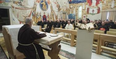 Вторая великопостная проповедь о. Раньеро Канталамессы: что значит, слушаться слова Божия?