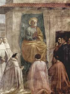 Апостол Петр - учитель Вселенской Церкви