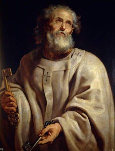 Святой апостол Петр