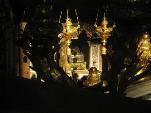 Реликвия кафедры святого апостола Петра