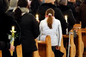 Праздник Сретения в католическом храме