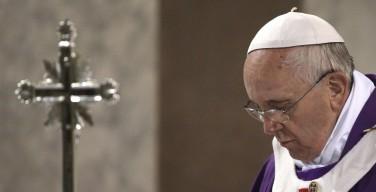 Послание Папы Франциска на Великий Пост 2016