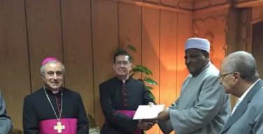 Представители Ватикана посетили исламский университет «Аль-Азхар» в Каире