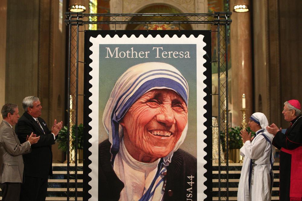 Воспоминания о Матери Терезе (фото in memoriam)