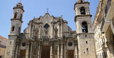 В рамках визита на Кубу Барак Обама планирует посетить Кафедральный собор в Гаване