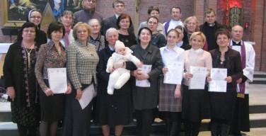 Катехизаторы Преображенской епархии собрались под Новосибирском на духовные упражнения