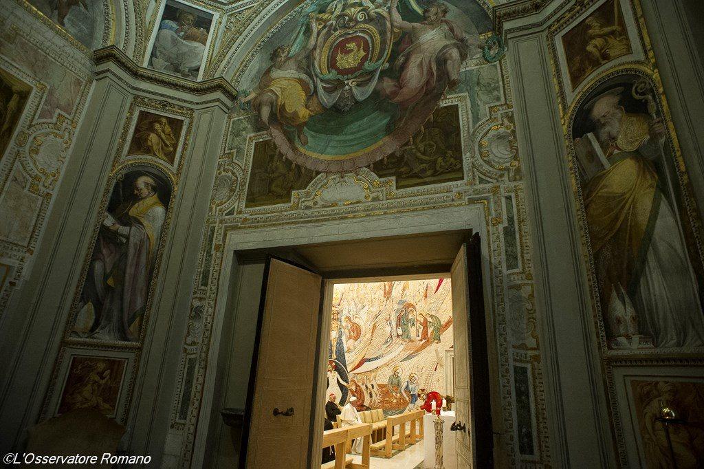 О. Канталамесса: восстановить единство между католиками и протестантами
