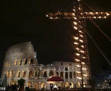 Папа: в Кресте Христовом мы видим Бога, любящего до конца