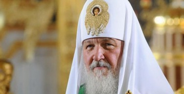Патриарх Кирилл поздравил Папу Франциска с Пасхой