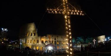 Via Crucis в Колизее: путь на Голгофу как дар милосердия
