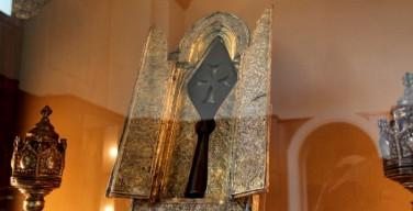 Отныне святые реликвии, относящиеся непосредственно к жизни Иисуса Христа, не покинут Эчмиадзин