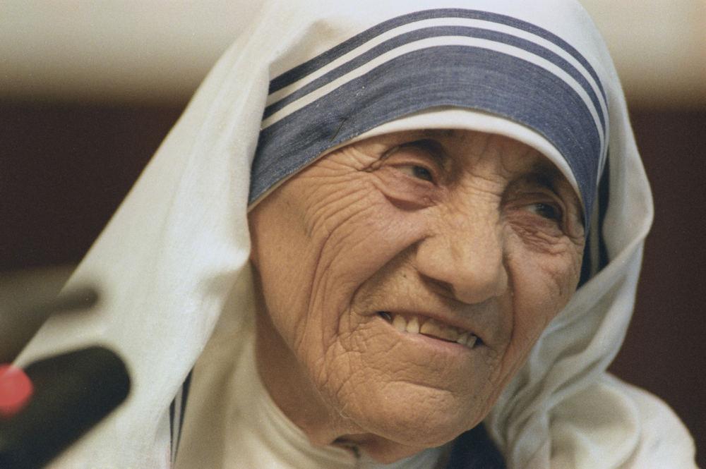 Стала известна дата канонизации Матери Терезы из Калькутты