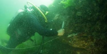 Турецкие археологи обнаружили подводный монастырь