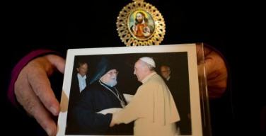 Папа Франциск направил послание предстоятелю Армянской Апостольской Церкви в Чили и Аргентине
