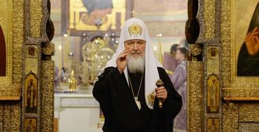 Патриарх Кирилл считает, что именно его встреча с понтификом заставила мир признать геноцид христиан