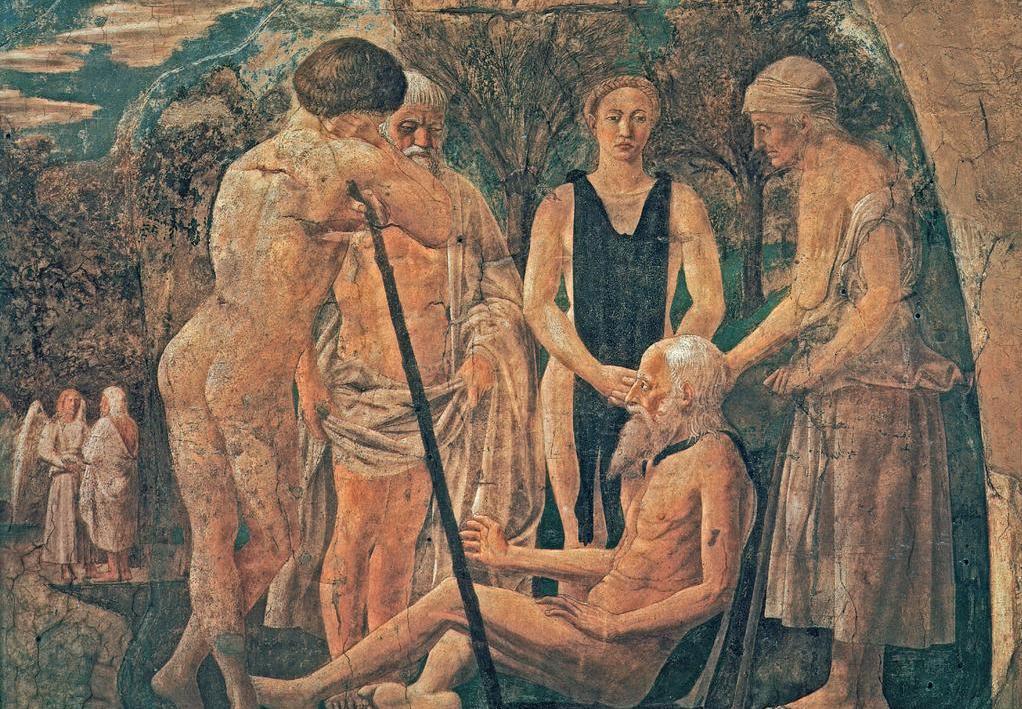 Откуда взялась жена у сына Адама и Евы?