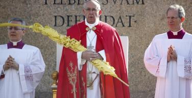 Проповедь Папы Франциска на Мессе Вербного воскресенья. Площадь Св. Петра, 20 марта 2016 г.