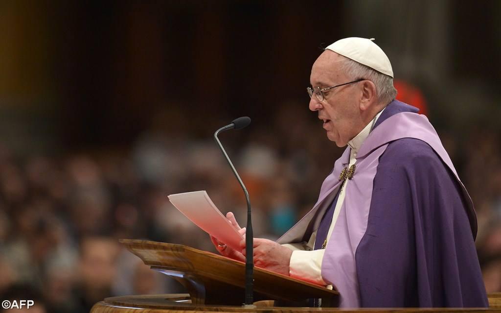 Покаянная литургия в Ватиканской базилике. Папа: не будем оставаться узниками нашей слепоты