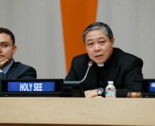 Святейший Престол: продвигать роль женщин во имя развития и мира во всём мире