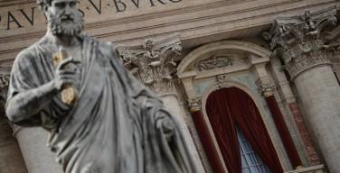 Ватикан: в крипте собора подготовлено место для папского погребения