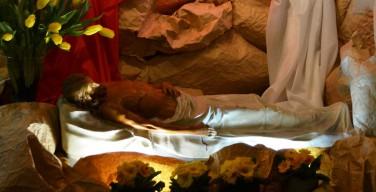 Страстная пятница-2016 у францисканцев (фото)