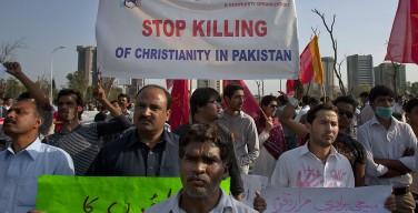 Пакистан: казнен убийца губернатора, защищавшего Азию Биби