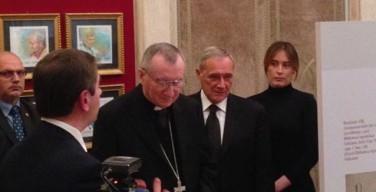 Госсекретарь Ватикана: вывод ВКС из Сирии поможет в достижении мира
