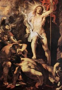 Рубенс. Воскресение