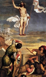 Тициан. Воскресение