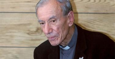 Скончался священник Патрик де Лобье – видный социолог и богослов, специалист по русской религиозной философии