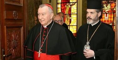 Госсекретарь Ватикана посетил Болгарию
