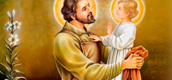 19 марта. Святой Праведный Иосиф, Обручник Пресвятой Девы Марии. Торжество