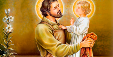 20 марта. Святой Праведный Иосиф, Обручник Пресвятой Девы Марии. Торжество