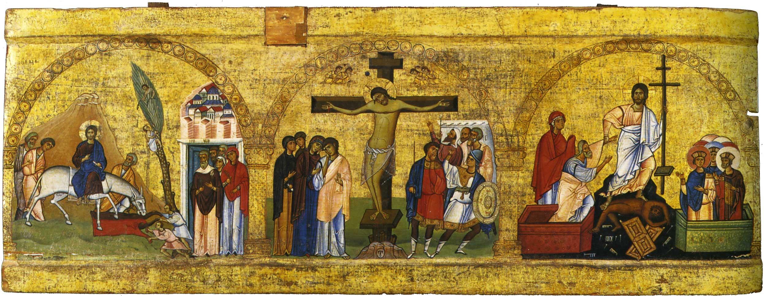 13 — 16 апреля. Священное Пасхальное Триденствие – Triduum Paschale