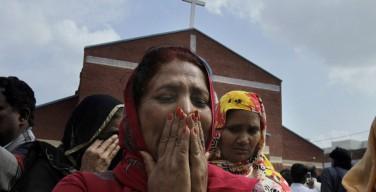 Католический епископ призывает власти Британии признать геноцид ближневосточных христиан
