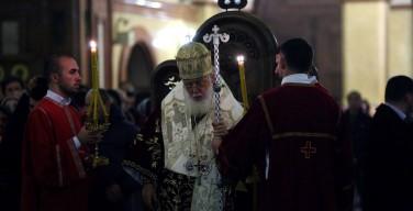 Патриарх Грузинский предложил подумать о пересмотре закона о высшей мере наказания