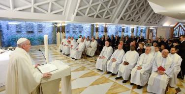 Папа: книжники глухи к пророчествам и слепы к жизни людей