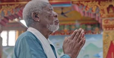 Знаменитый голливудский актер Морган Фримен стал создателем сериала «Истории о Боге»