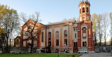 Объявлен поиск подрядчика для реставрации католического храма Посещения Пресвятой Девы Марии в Санкт-Петербурге