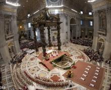 Во Всемирный день молитвы о призваниях Папа Франциск рукоположил 11 диаконов во священники