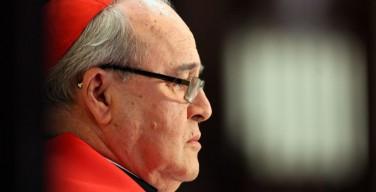 Ушел в отставку кубинский кардинал Хайме Ортега